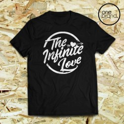 T-Shirt INFINITE LOVE cores ON160LC onebrand. design | comunicação